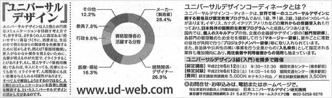 西日本新聞 2010 年4 月24 日(24 面)