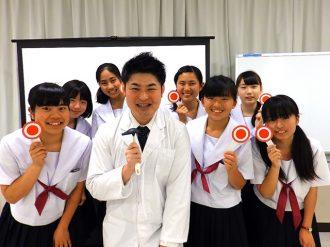 愛知県安城市東山中学校