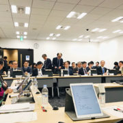 横尾良笑理事長が厚生労働省「第1回 年金広報検討会」に参加しました